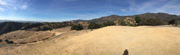 Johnson's Pasture panorama